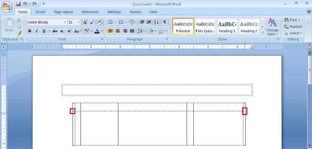 membuat tabel yang sangatlah mudah di ms word