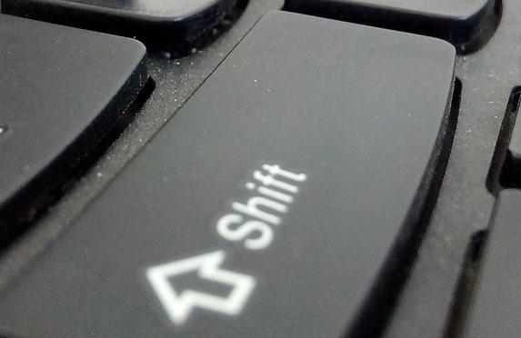 Apa Fungsi Shift
