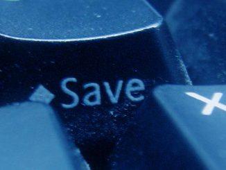 Perbedaan Save dan Save As Pada Pengolahan Digital