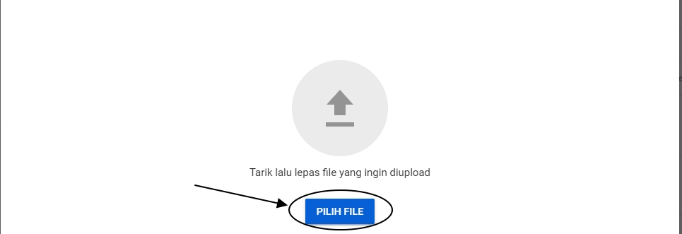 Proses Upload Channel Youtube