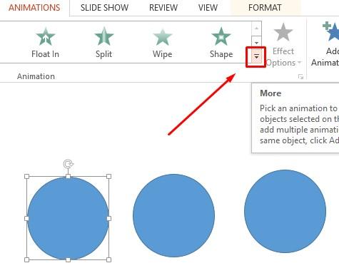 Cara Mengolah Animasi Di Powerpoint 2013