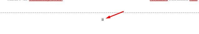 menghilangkan nomor halaman di cover dokumen