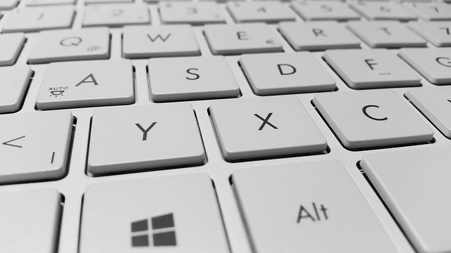 Fungsi ALT Pada Keyboard