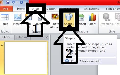 Membuat Background Transparant Di Microsoft PowerPoint