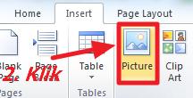 Cara Mencetak Gambar Ukuran 3 x 4 Di Word