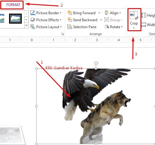 Membuat Gambar 3D Di Microsoft PowerPoint