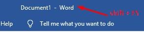 Shortcut Di Microsoft Word Yang Akan Memudahkan Mengerjakan Tugas