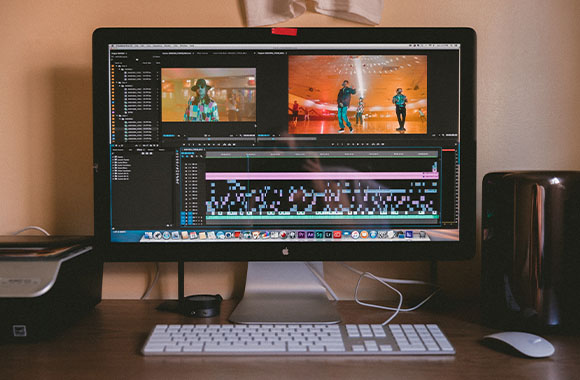 Cara Memasukan Audio di Premier Pro