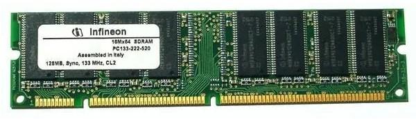 RAM jenis SDRAM