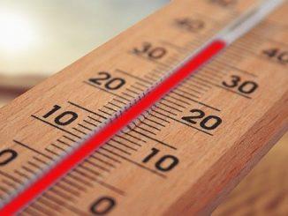 Aplikasi Termometer Digital