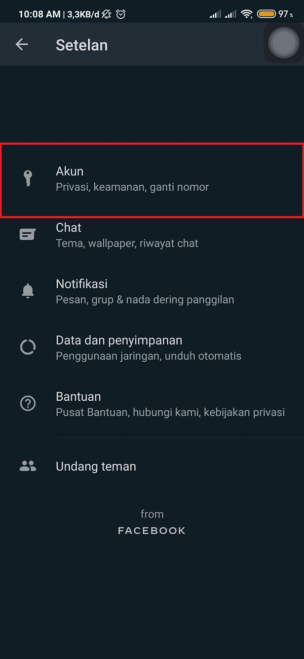 Cara Membuat Whatsapp Tidak Centang Biru