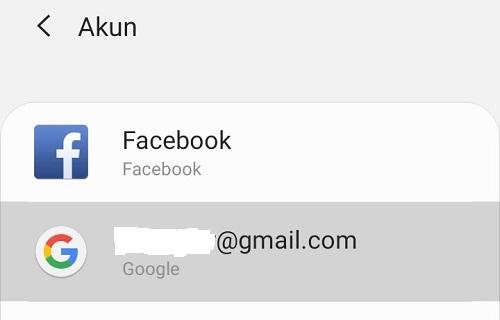 Google Play Store account