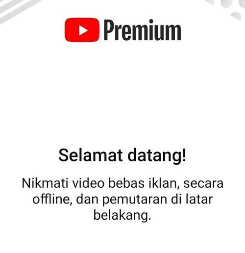 Keuntungan Youtube Premium