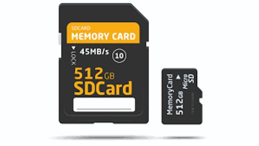 Perbedaan Memory Card dan Microsd