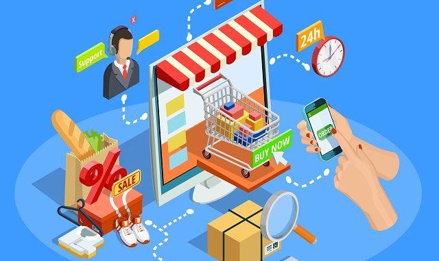 Perbedaan-Marketplace Dengan Online Shop