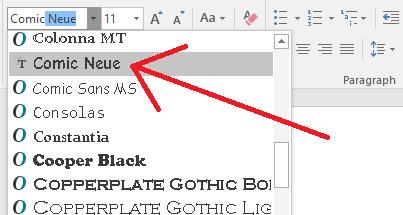 Tutorial Menambah Font
