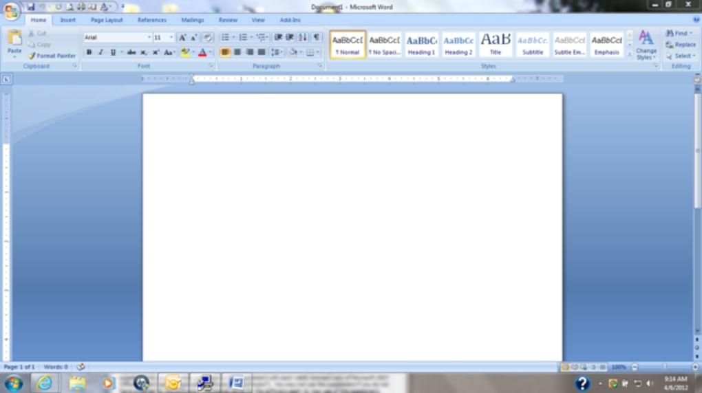 Lebih Bagus Microsoft Office 2007 Atau 2010