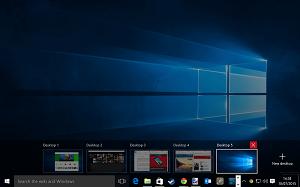 Virtual Desktop & Split View