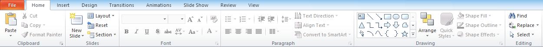 Fungsi Arrange Pada PowerPoint 2010