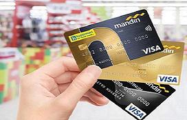 contoh kartu kredit mandiri