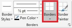 pilih borders