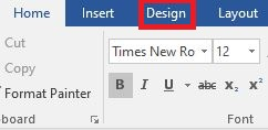 Cara Mengganti Warna Background Di Microsoft Word