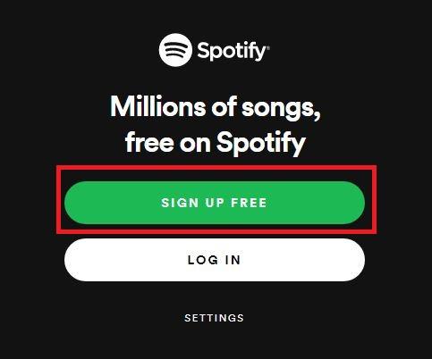 Daftar Spotify