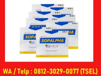 Sop Alpha Paket