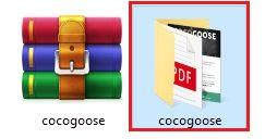 Buka Folder Yang Sudah Di Ekstrak
