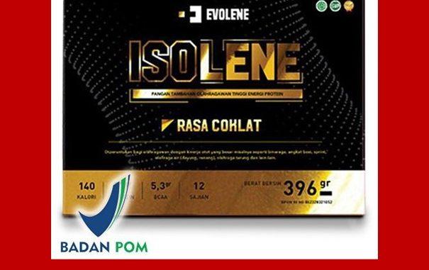 Isolene-Evolene-BPOM