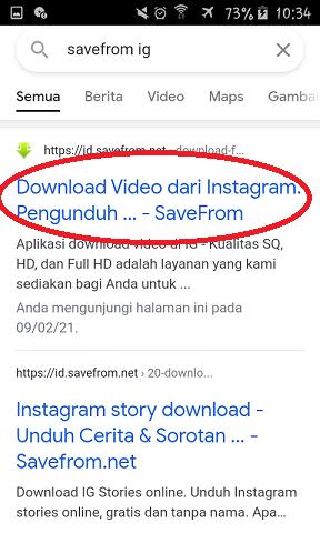 masuk halaman web saveform.net