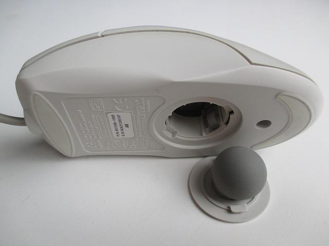 Perbedaan Mouse Ball Dengan Mouse Optic