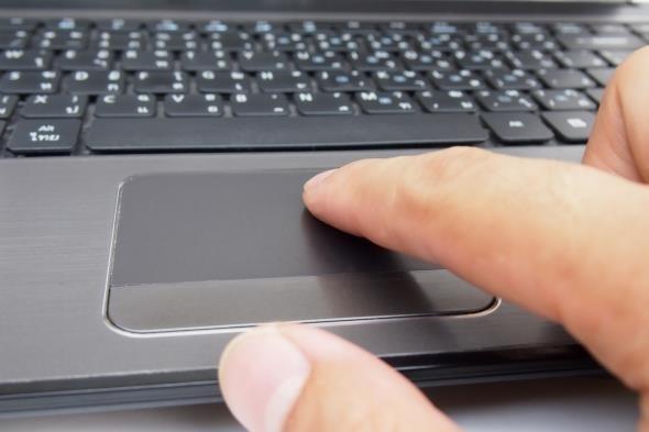 Cara Scroll Cepat Di Laptop