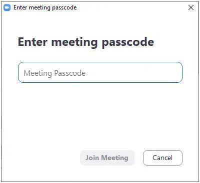 Masukkan Passcode
