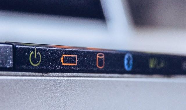 Cara Melihat Parameter Baterai Laptop