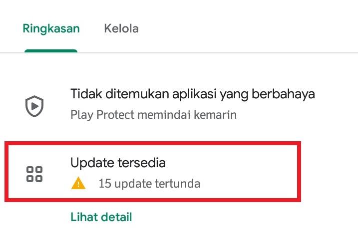 Update YouTube