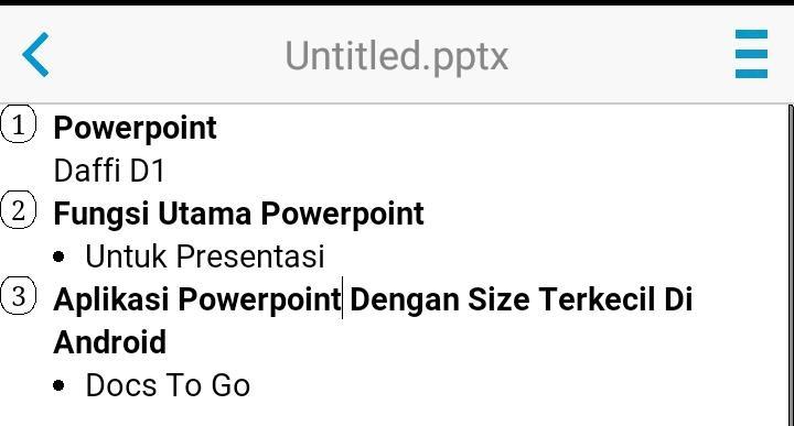 Cara Bikin PPT Di Powerpoint
